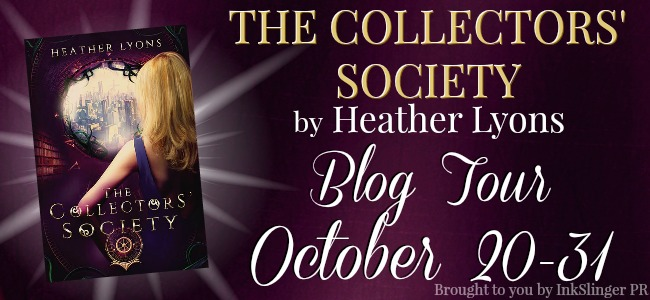 Blog Tour + Review + Giveaway // The Collectors Society