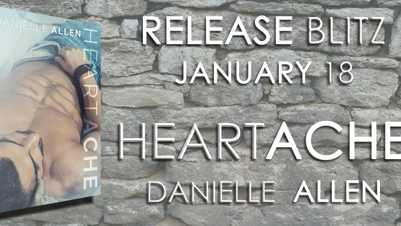 Release Day // Heartache by Danielle Allen
