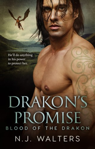 Review | Drakon's Promise by N.J. Walters
