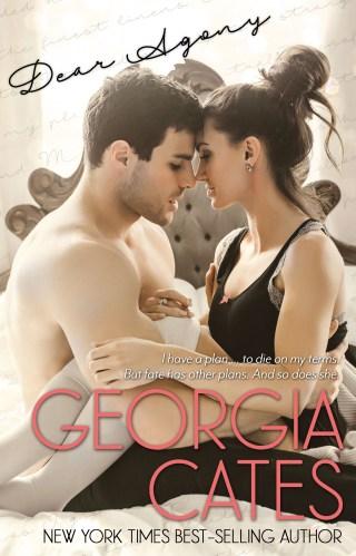 Release | Dear Agony by Georgia Cates