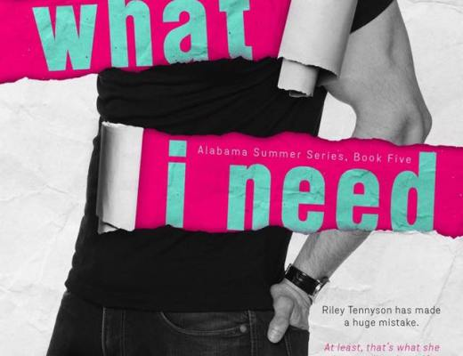 Release | What I Need by J. Daniels