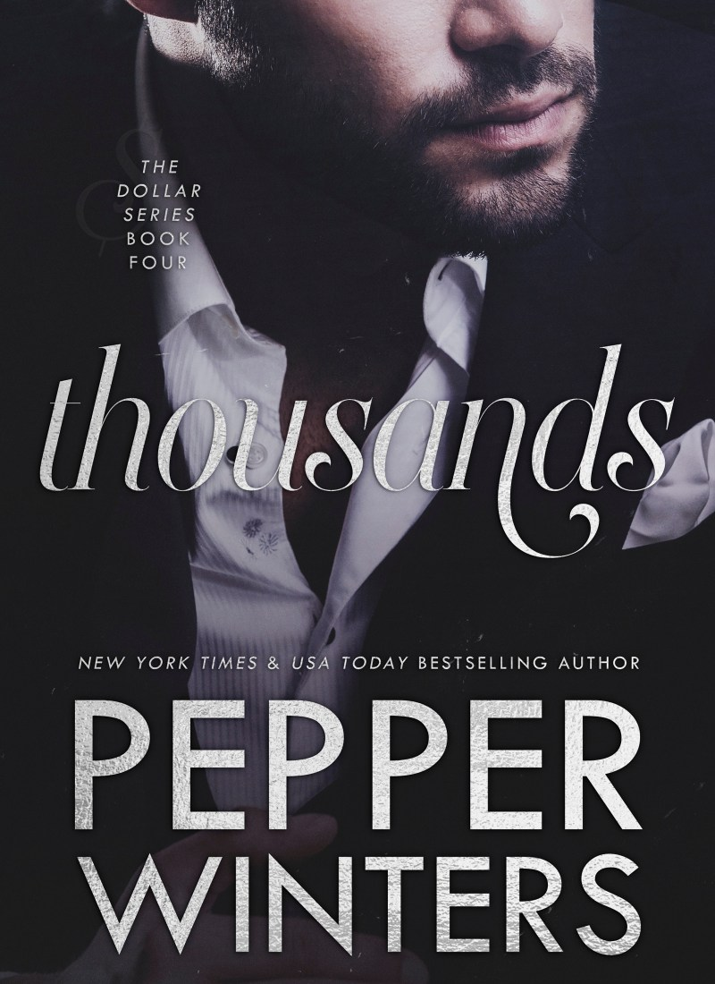 release day | thousands by pepper winters