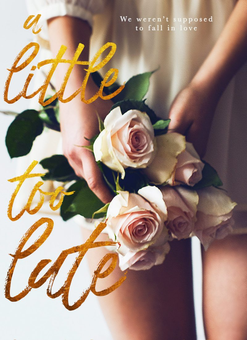 Release | A Little Too Late by Staci Hart