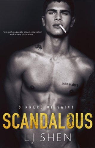Review | Scandalous by L.J. Shen