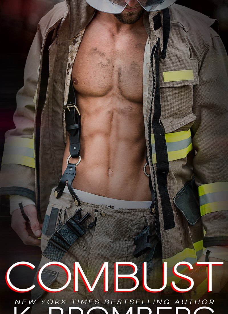 Release | Combust by K. Bromberg