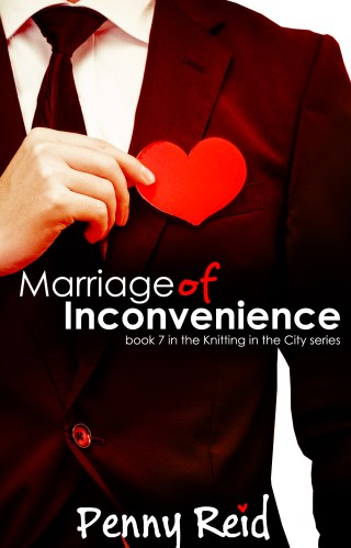 Blog Tour + Giveaway | Marriage of Inconvenience by Penny Reid