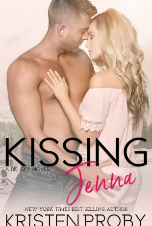 Blog Tour & Review | Kissing Jenna by Kristen Proby