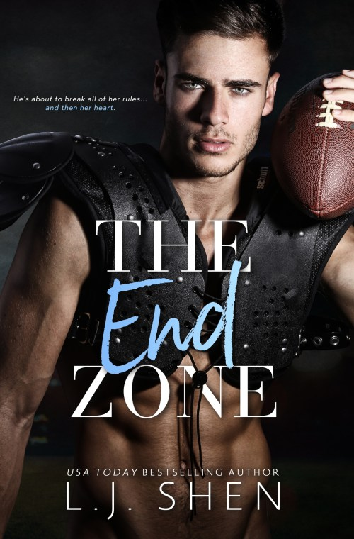 Release | The End Zone by LJ Shen