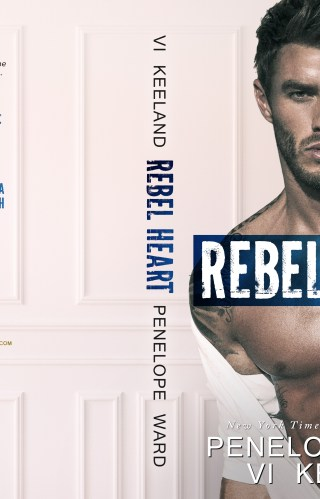 Cover Reveal | Rebel Heart by Penelope Ward & Vi Keeland