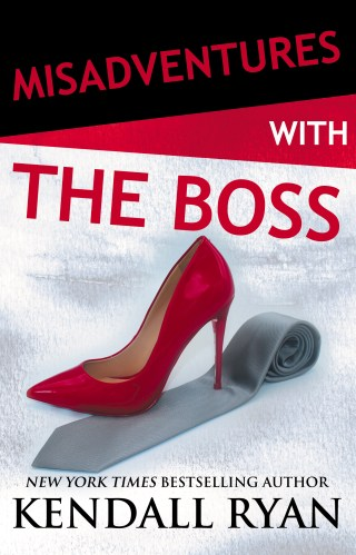 Blog Tour & Review | Misadventures with the Boss by Kendall Ryan