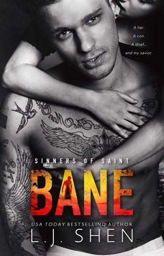 Blog Tour & Review | Bane by L.J. Shen