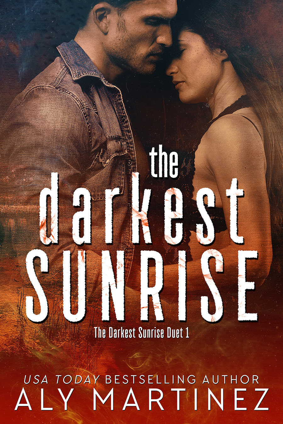 Book Blitz | The Darkest Sunrise by Aly Martinex