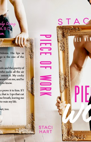 Release & Review | Piece of Work by Staci Hart