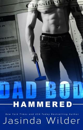 Review | Dad Bod : Hammered by Jasinda Wilder