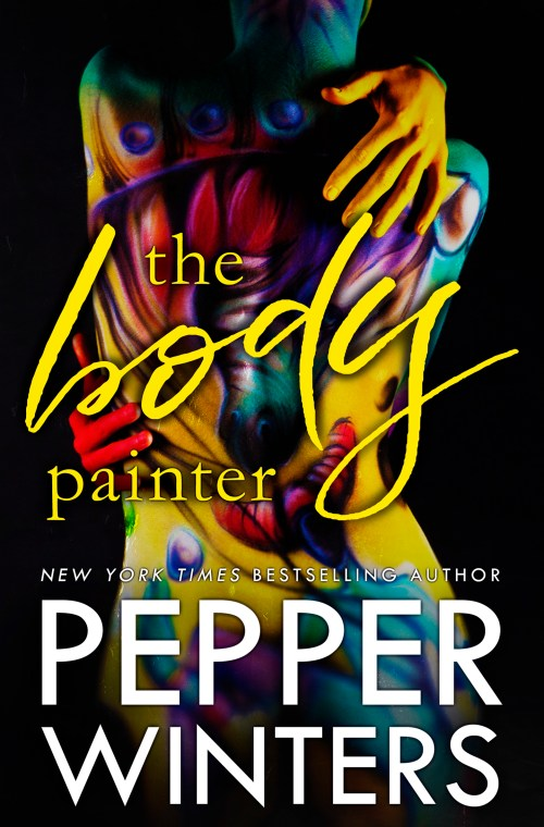 Cover Reveal | The Body Painter by Pepper Winters