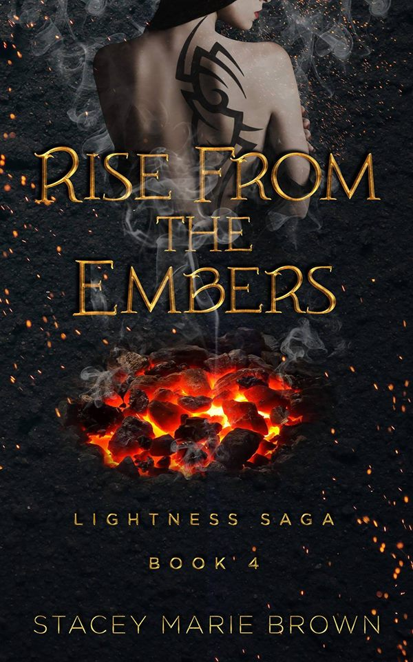 Release Day | Rise From the Embers by Stacey Marie Brown