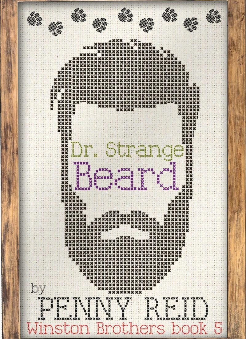Release Blitz | Dr. Strange Beard by Penny Reid