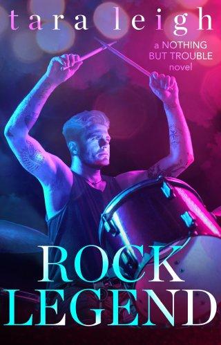 Release Blitz   Rock Legend by Tara Leigh