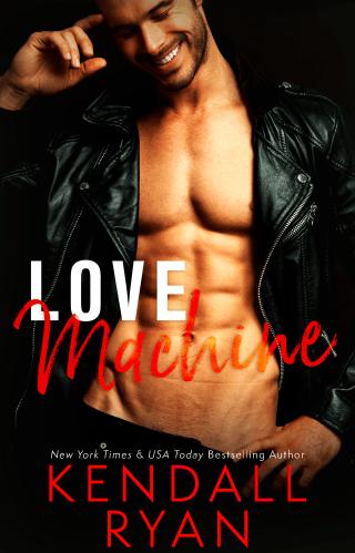 Release Blitz | Love Machine by Kendall Ryan
