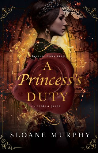 Cover Reveal | The Princess's Duty by Sloane Murphy