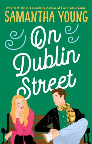 #CoverLove | On Dublin Streety by Samantha Young