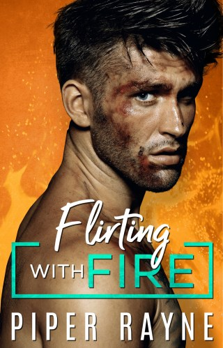 Review & Excerpt | Flirting With Fire by Piper Rayne
