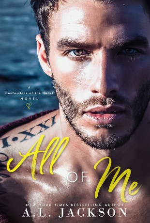 Release Day & Review | All of Me by A.L. Jackson