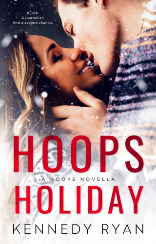#CoverLove | Hoops Holiday by Kennedy Ryan