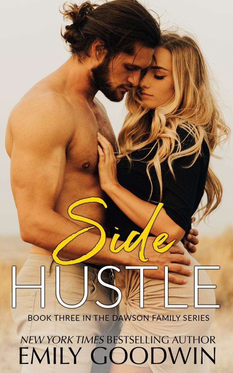#NewRelease   Side Hustle by Emily Goodwin