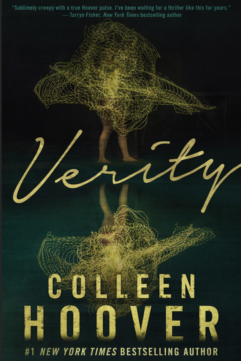 #NewRelease | VERITY by Colleen Hoover
