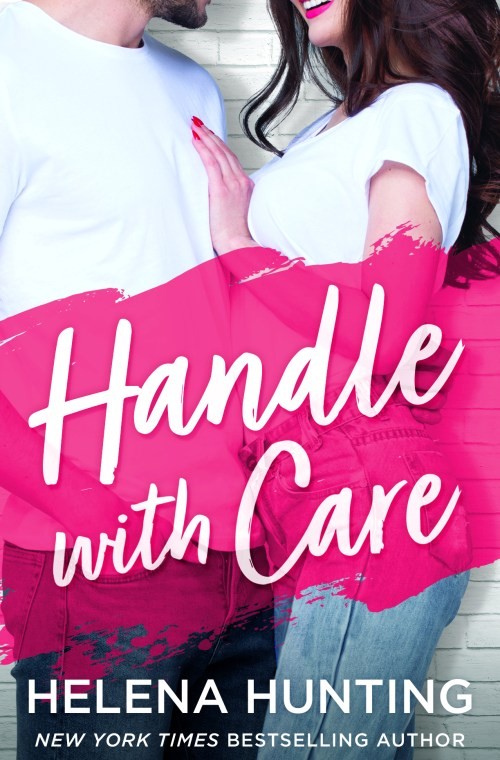 #CoverLove & Excerpt | Handle with Care by Helena Hunting