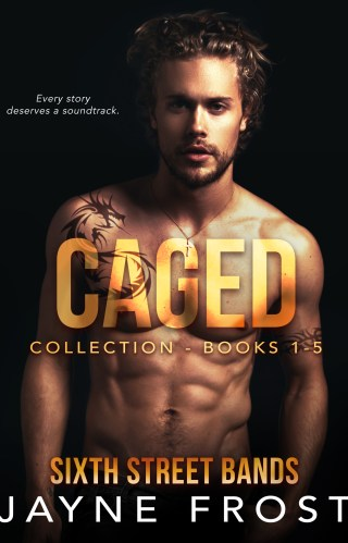 Release Day | Caged Boxed Set by Jayne Frost