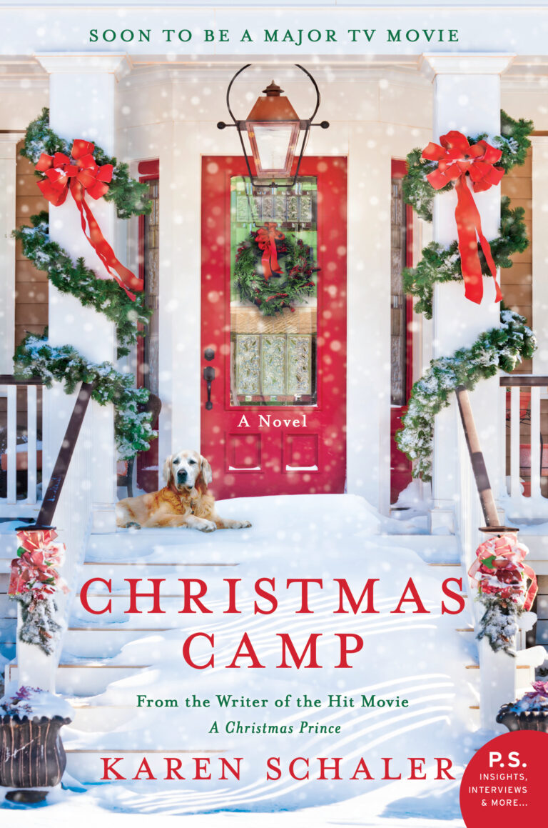Review | Christmas Camp by Karen Schaler