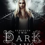 cover reveal for liz meldon's dark days semester 2