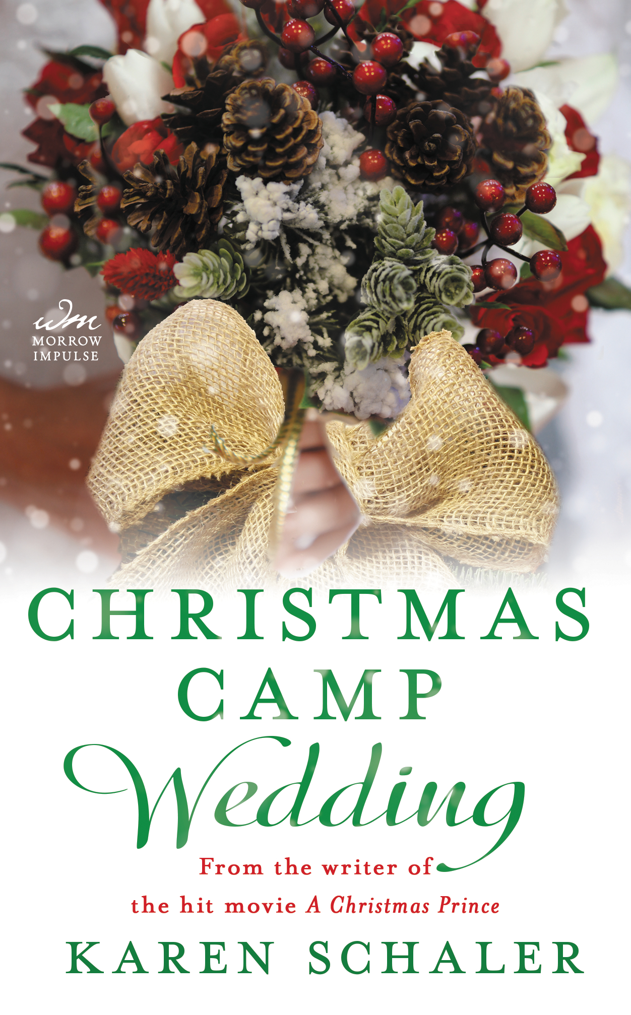 Christmas Camp Wedding (Christmas Camp #1.5) by Karen Schaler