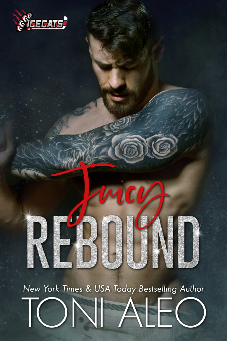 #CoverLove | Juicy Rebound by Toni Aleo