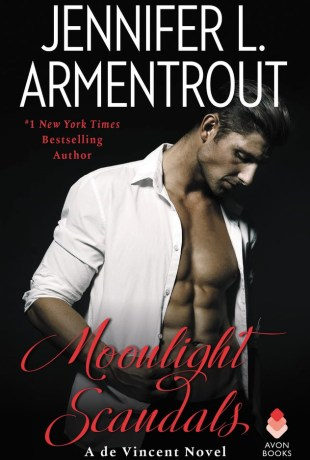 #RSFave & Review | Moonlight Scandals by Jennifer L. Armentrout