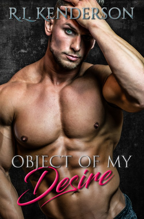 #CoverLove | Object of My Desire by R.L. Kenderson