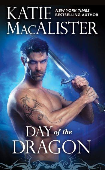 Release Day & Review | Day of the Dragon by Katie MacAlister