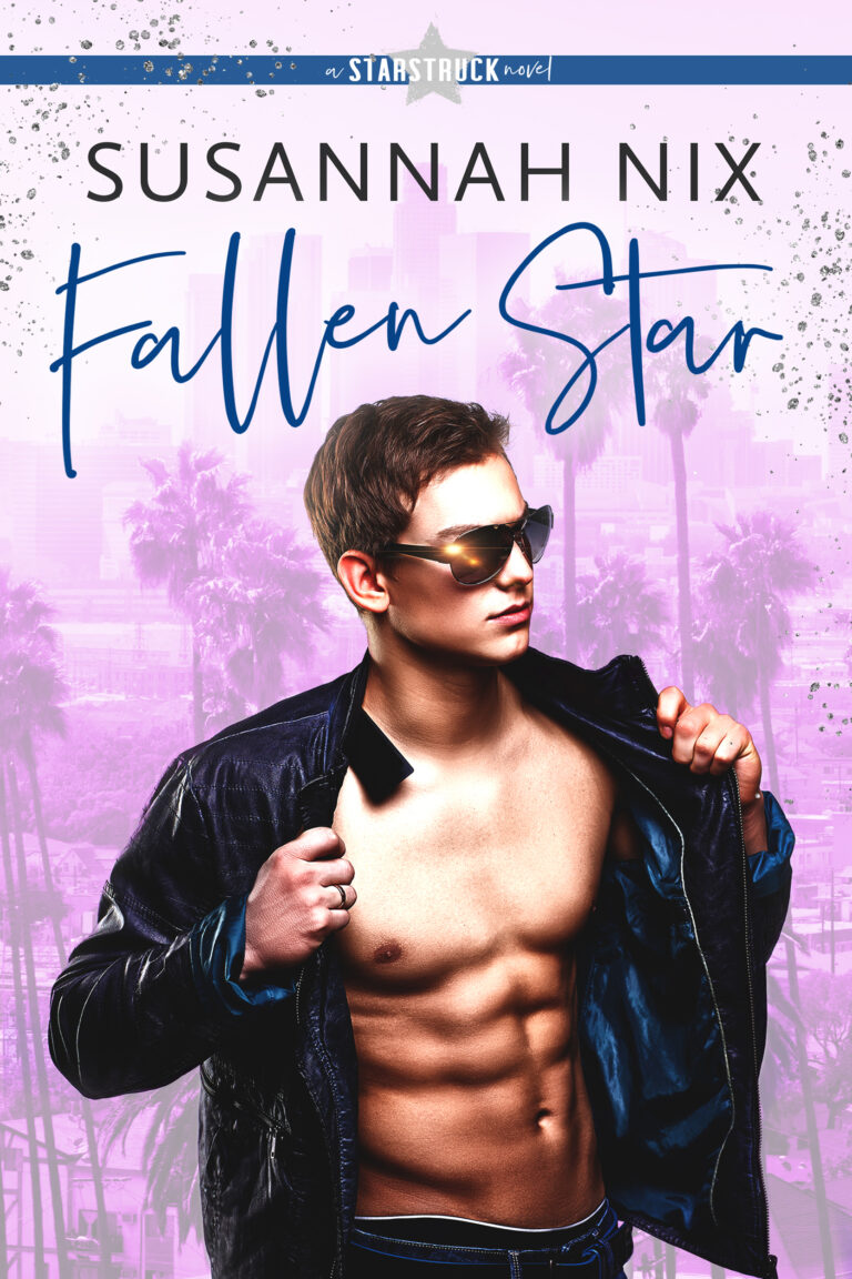 Release Day / #RSFave / Review   Fallen Star by Susannah Nix