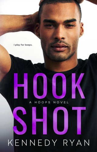 #CoverLove | Hook Shot by Kennedy Ryan