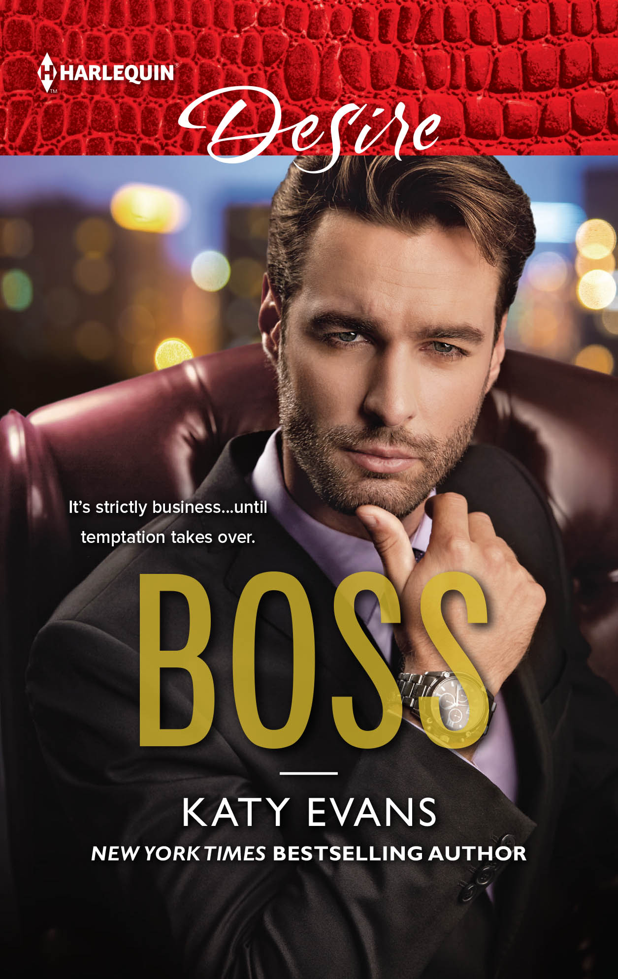 Review | Boss by Katy Evans