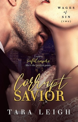 Review & Excerpt | Corrupt Savior by Tara Leigh