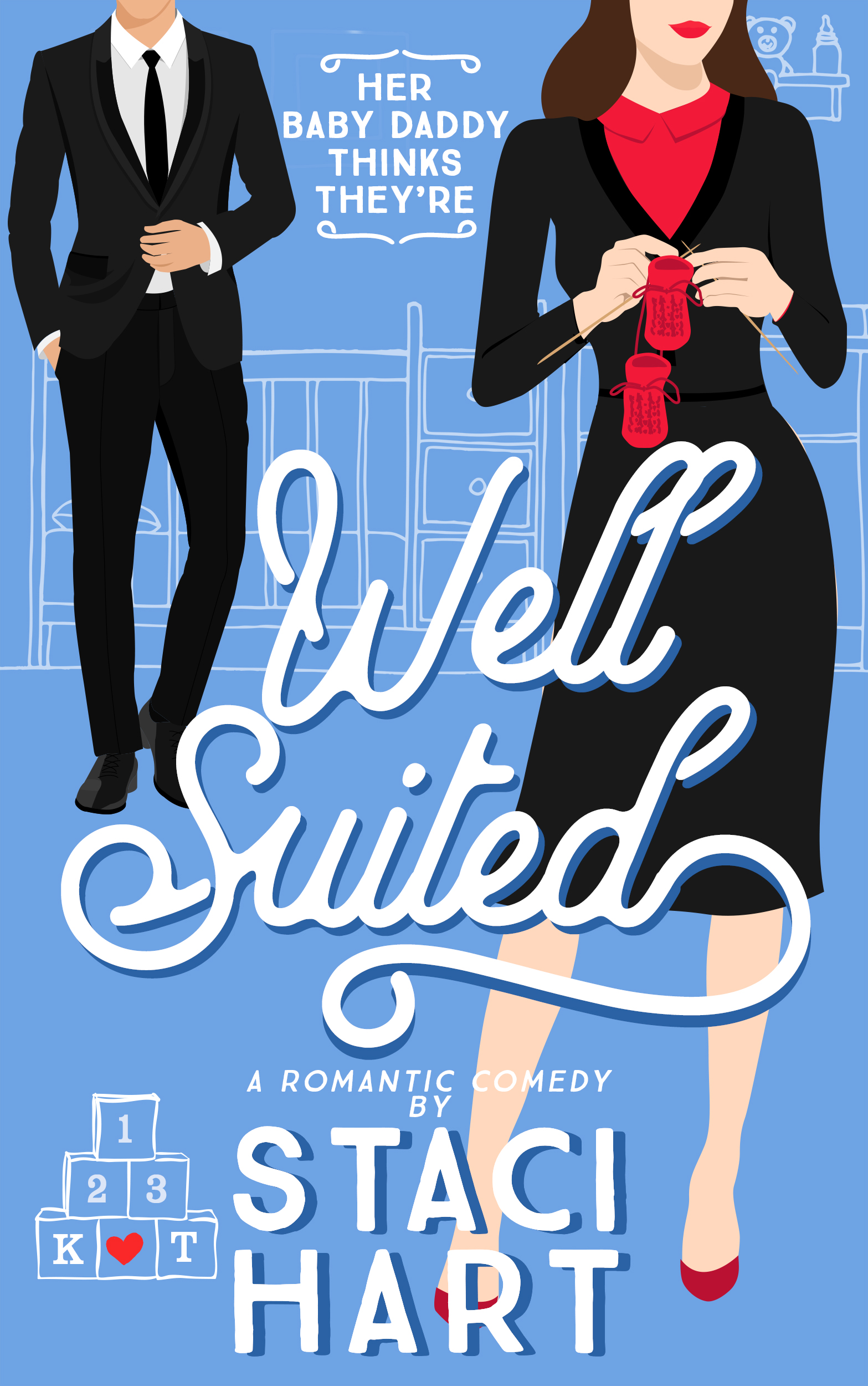 Well Suited by Staci Hart