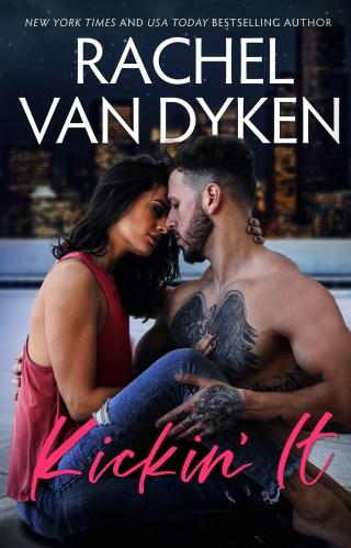 #RSFave & Review | Kickin' It by Rachel Van Dyken