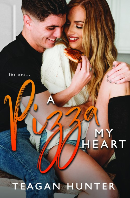 Review | A Pizza My Heart by Teagan Hunter