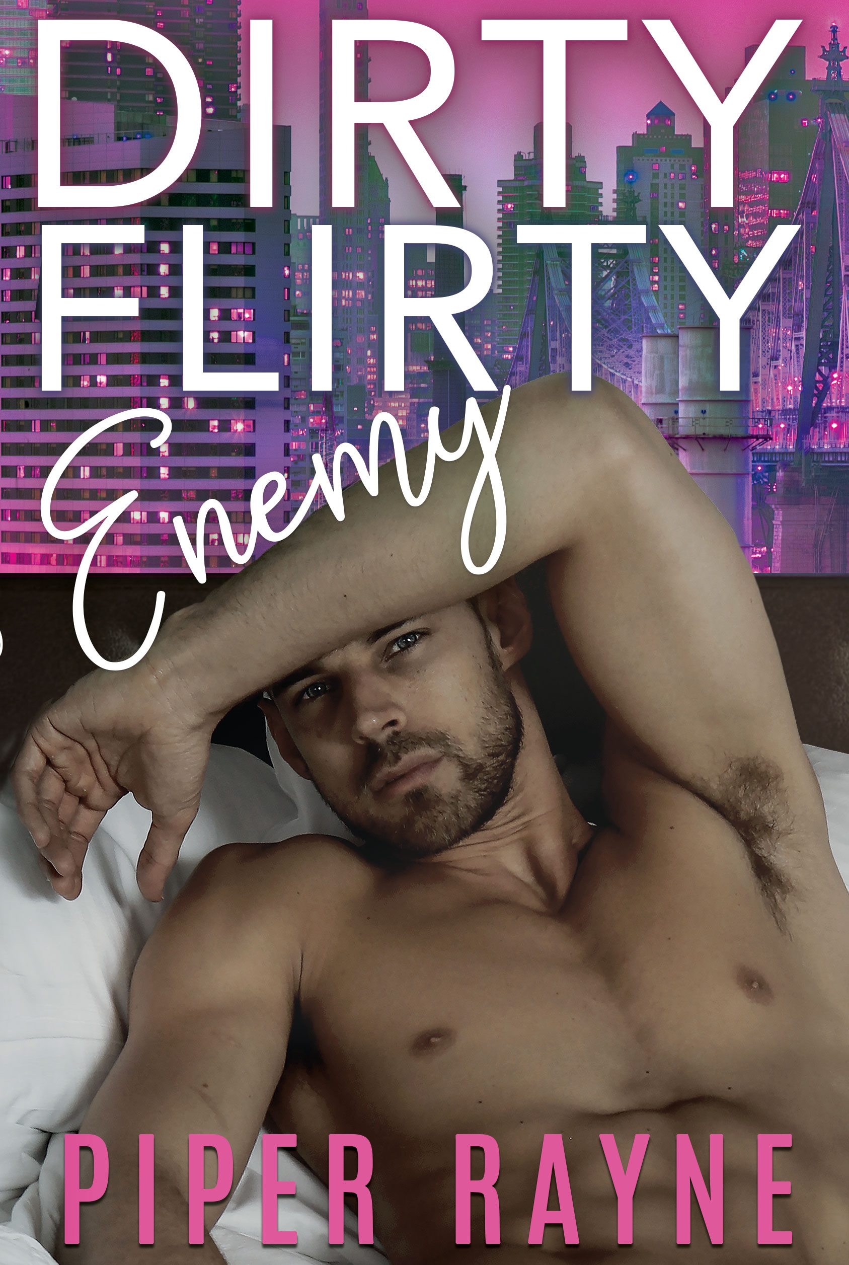 Dirty Flirty Enemy by Piper Rayne