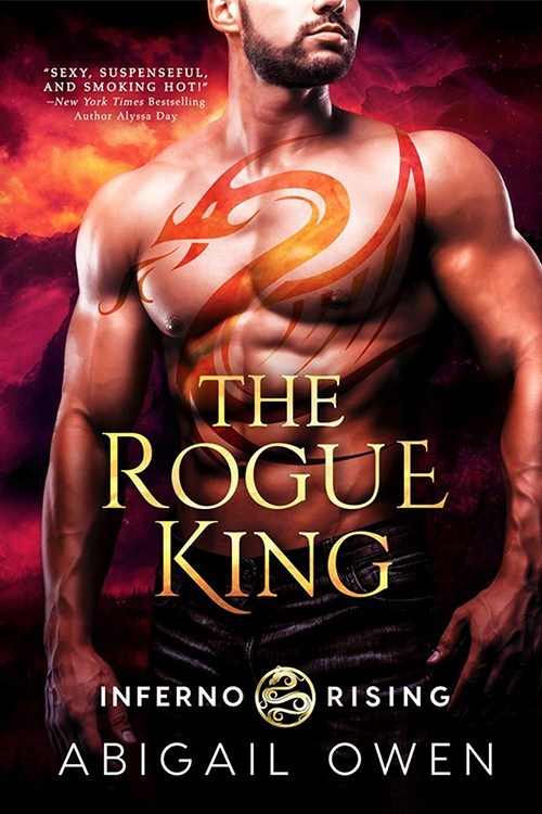 #RSFave & Review | The Rogue King by Abigail Owen