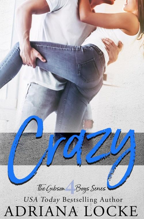 Review   Crazy by Adriana Locke