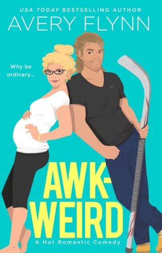 Review | Awk-weird by Avery Flynn